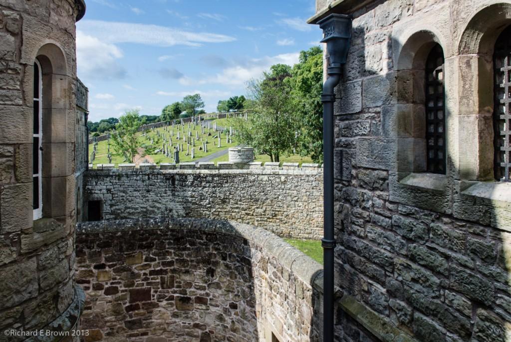 Jedburgh Castle Prison