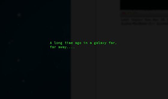 Starwars VI