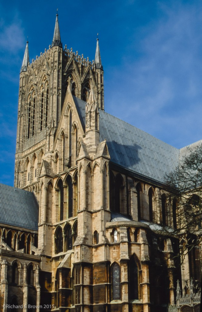 Film Friday - Lincoln Cathedral