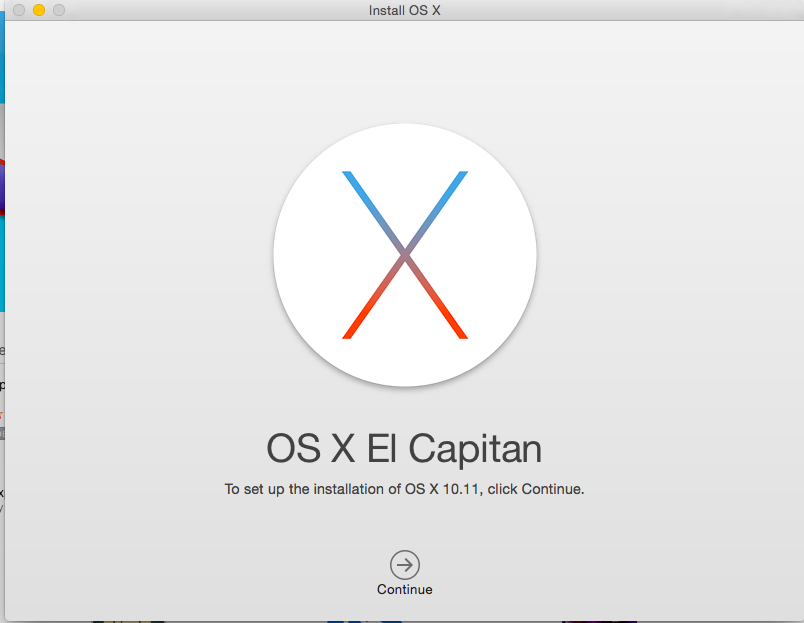 OS X 10.11