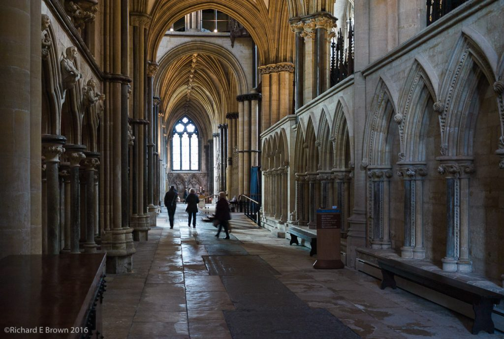 Lincoln Cathedral - Leica M8, 24mm Elmar-M f/3.8