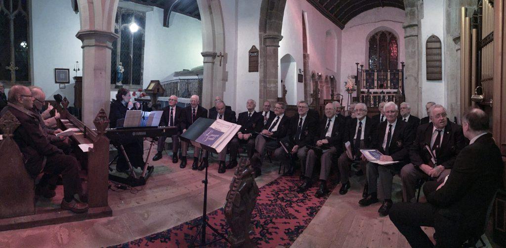 Lincoln Male Voice Choir