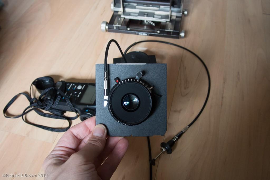 Large Format Lens