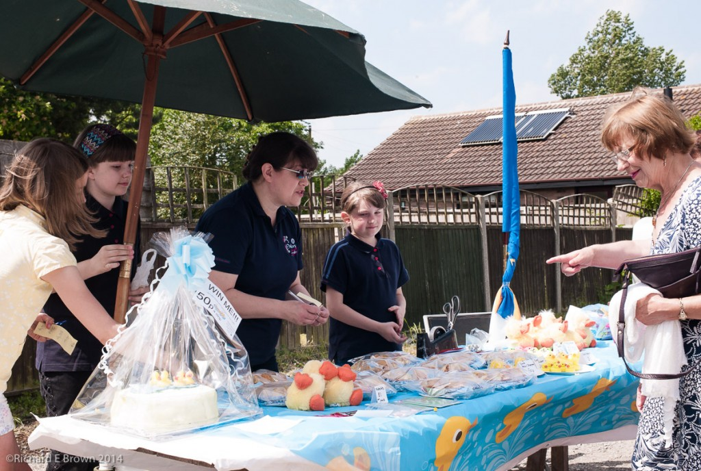 Girl Guides: Ducks and Cakes