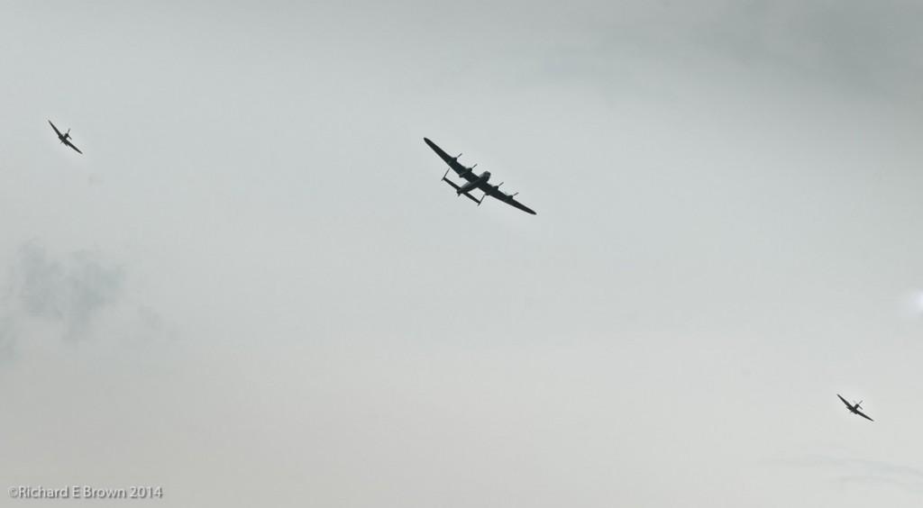 Battle of Britian Flight