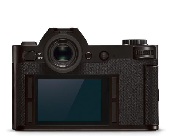 Leica SL rear
