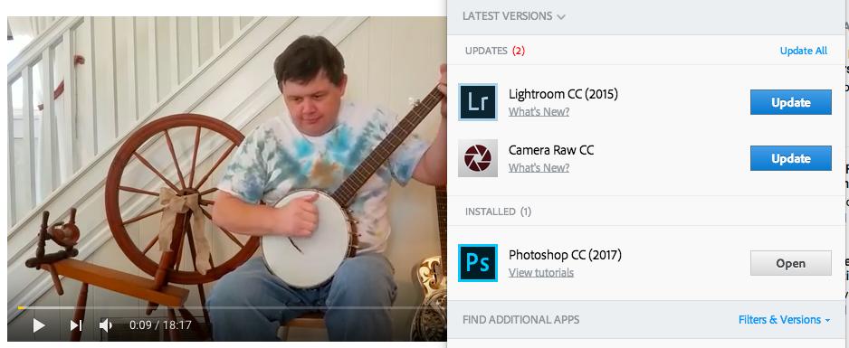 Lightroom Updates - Desktop & Mobile